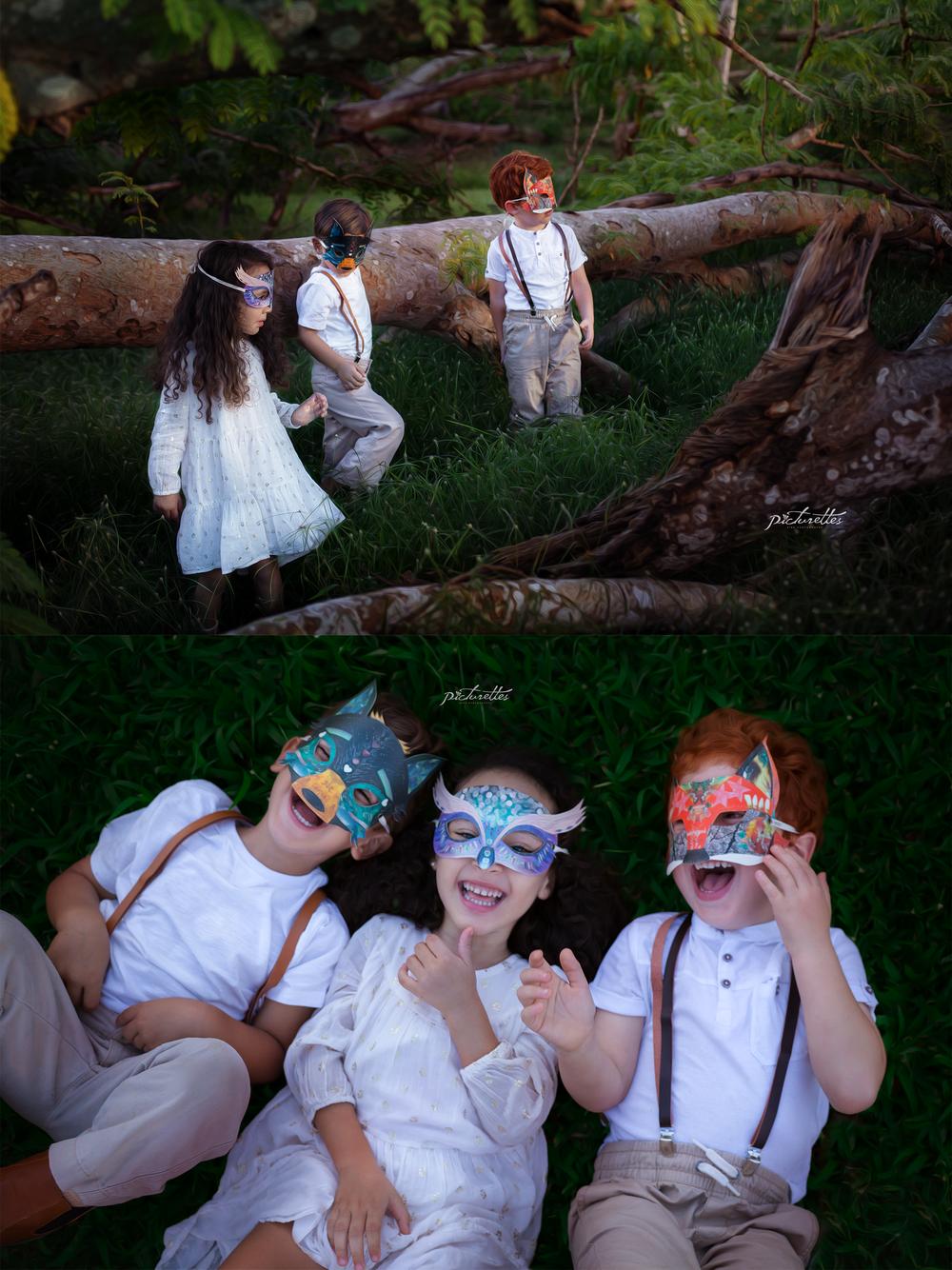 woodland_kids_mask