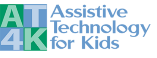 The AT Center also hosts a great resource blog with free resources and supports for Assistive Technology. Check us out at  www.at4kids.com :