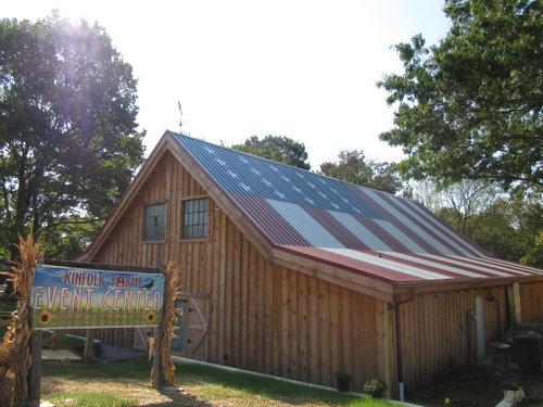 Kinfolk farms Event Center