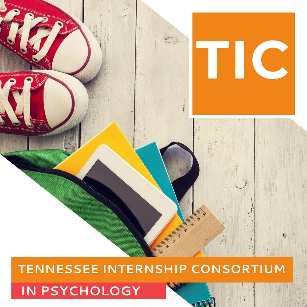 T I C - The Tennessee Internship Consortium in Psychology (TIC), also referred to as the Consortium, consists of a number of cooperating agencies that offer a broad range of field experiences for qualified doctoral students in professional psychology. All participating agencies are described on this website. The University of Tennessee Educational Psychology and Counseling department plays a central role in administration, supervision and seminars.