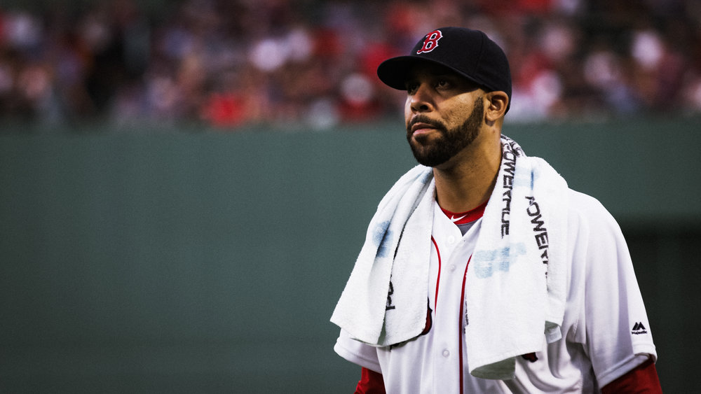 David Price Before a Start