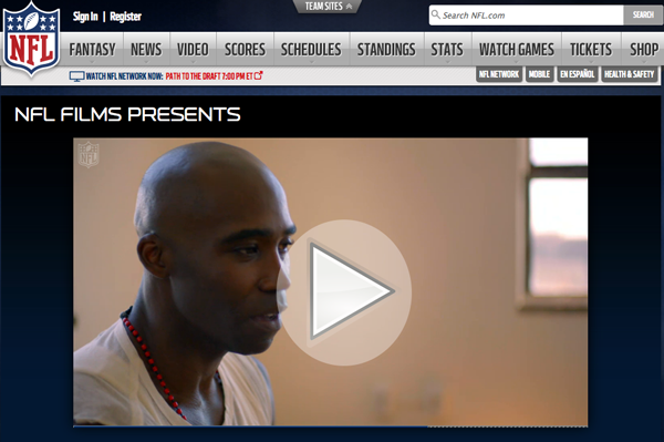 "Watch Keith Mitchell on ""NFL Films Presents"": Yoga and Football"