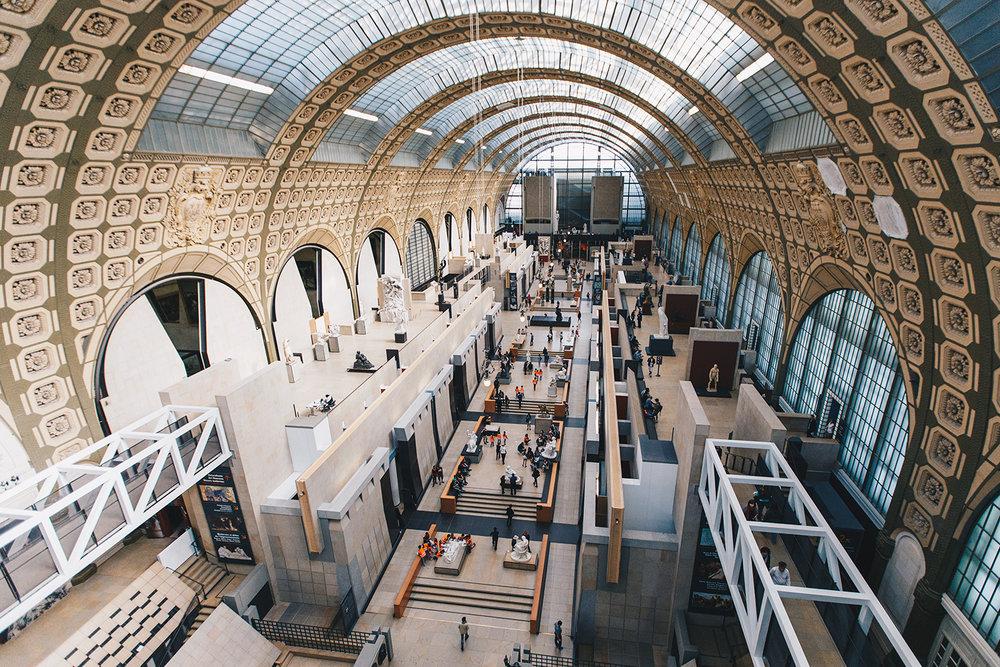 musée d'orsay • Paris