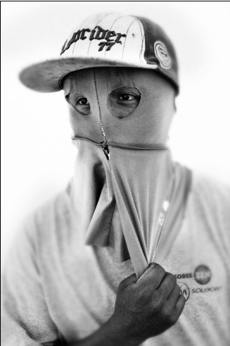My friend Ross McDonnell being a genius, photographing, living and working in the gang addled communities of Mexico.   http://lightbox.time.com/2013/02/12/auto-defensa-rough-justice-in-mexicos-lawless-mountains/#1
