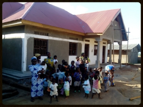 Our new Infant Center will provide safe housing for St. Kizito's infants! With your contribution of any size we can reach our $6,200 goal and complete this important project.