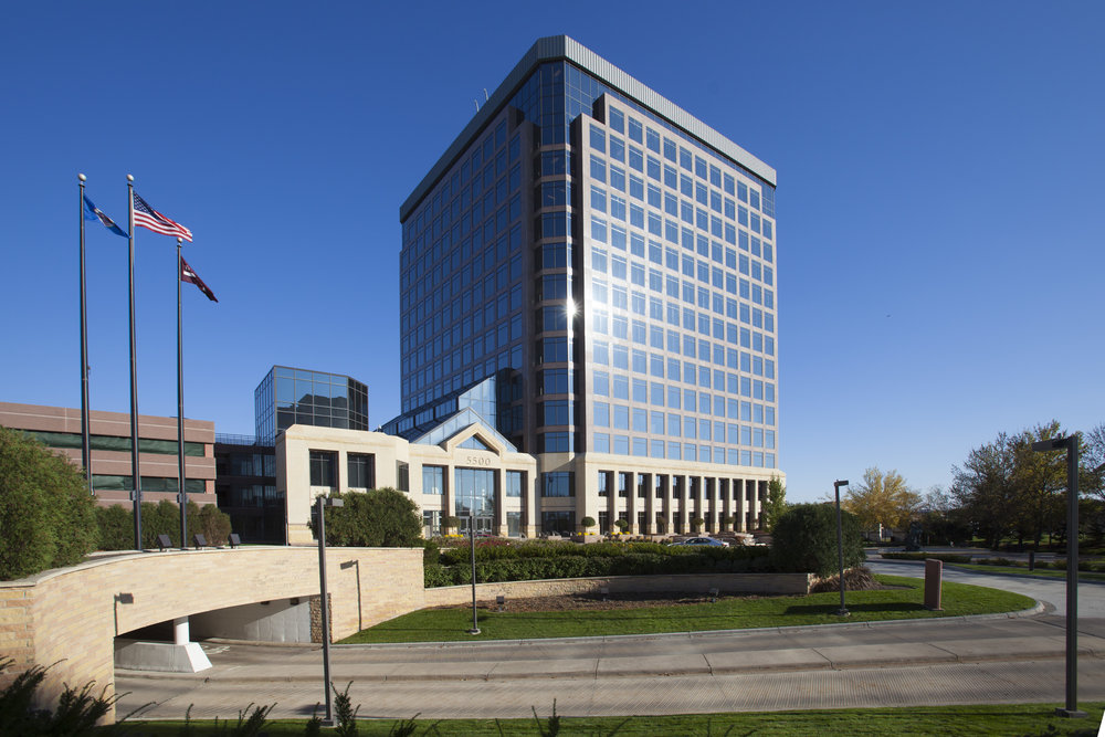 Lorentzen Dental is Conveniently located in the Pentair | Colonnade Building (pictured)