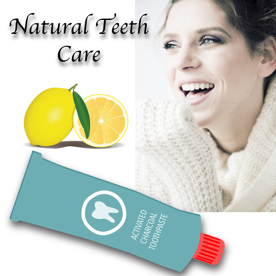 Natural Teeth Care - Activated Charcoal Minneapolis