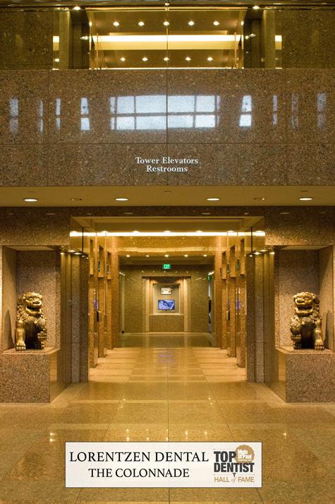 The Colonnade Elevators Golden Valley Dental Practice