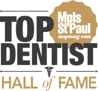 Minneapolis Top Dentist Award Golden Valley