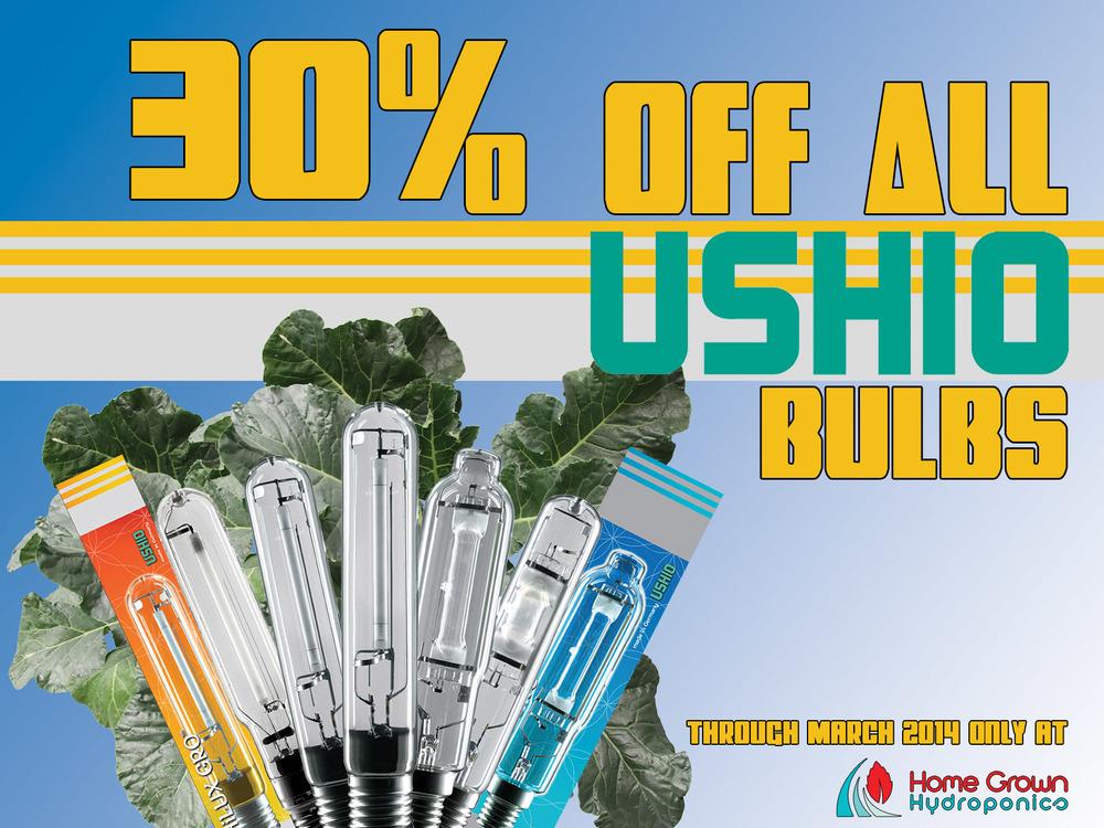 Ushio Bulb Promo