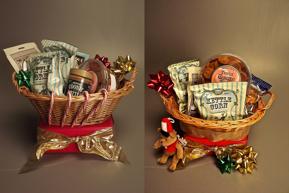 Trader Joe's Baskets