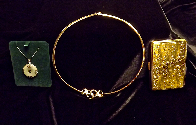Jewelry items #3