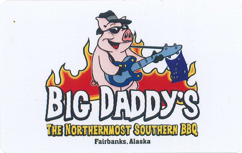 $50 Gift Card to Big Daddy's BBQ