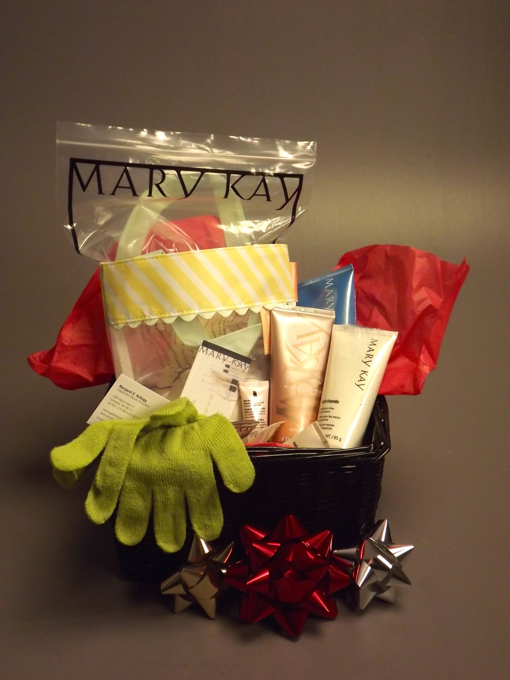 Mary Kay Basket