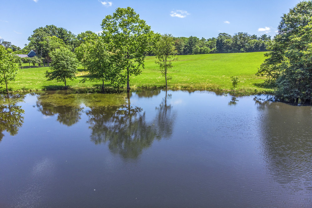 Spring-Fed - Private Pond