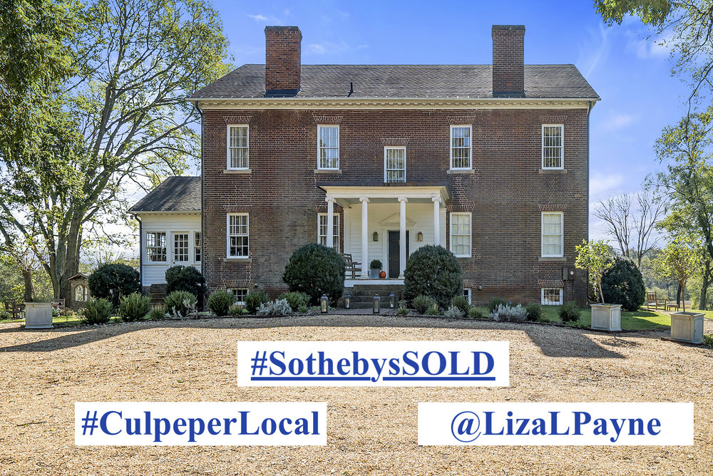 Sotheby's Realty | Culpeper