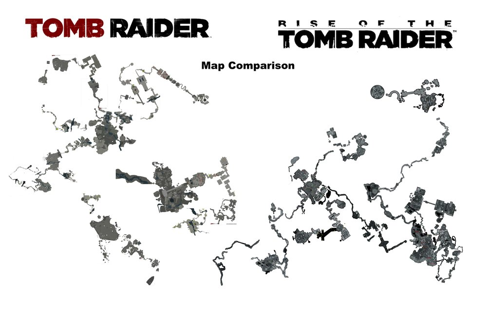 A comparison between game maps. Expect another addition for Shadow.
