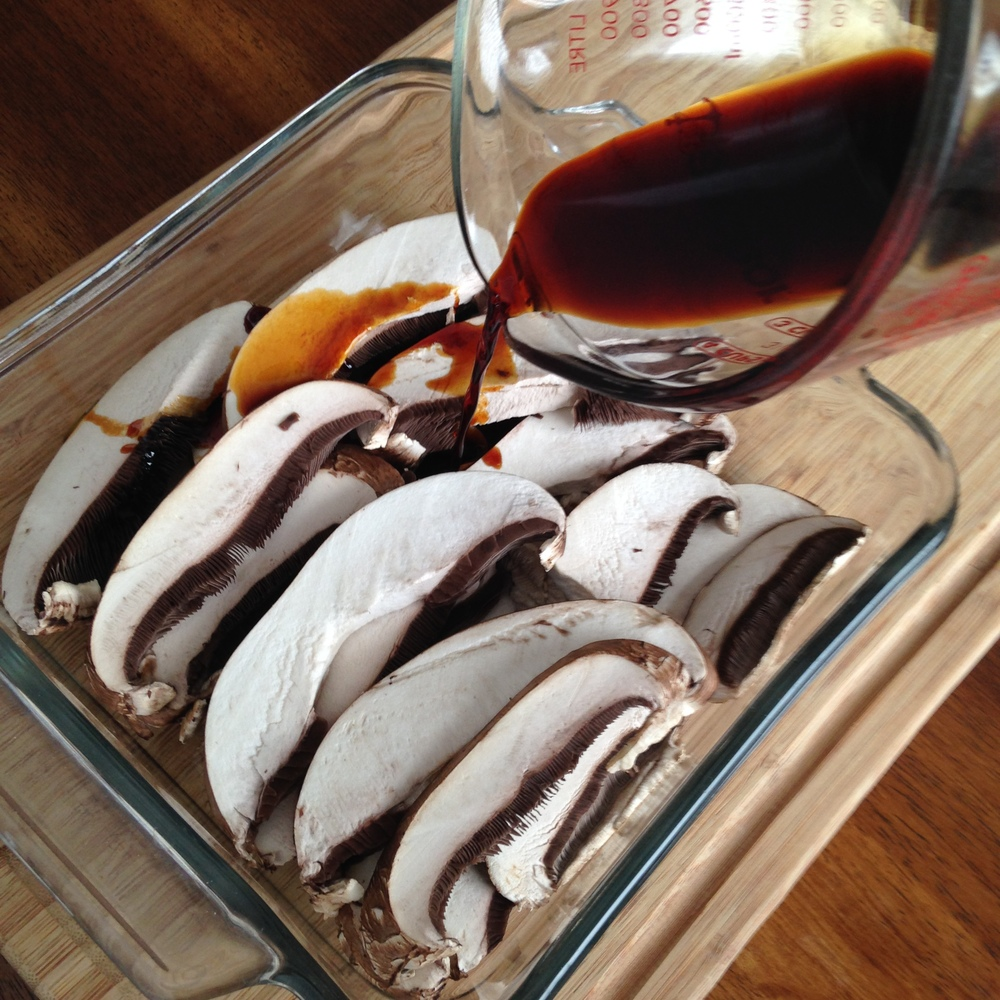 portobello mushroom recipe