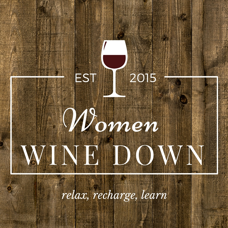 women wine down austin