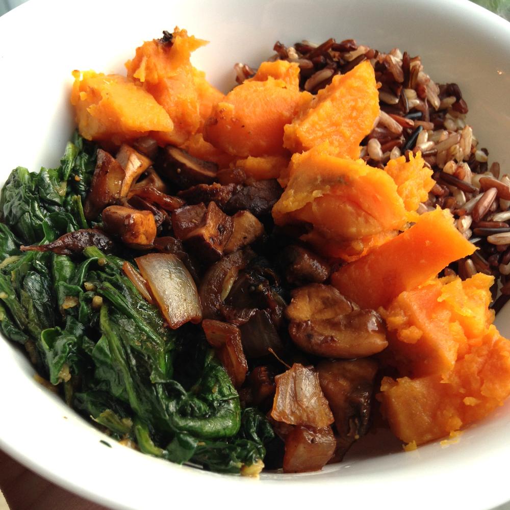 Vegan Macro Bowl Recipe
