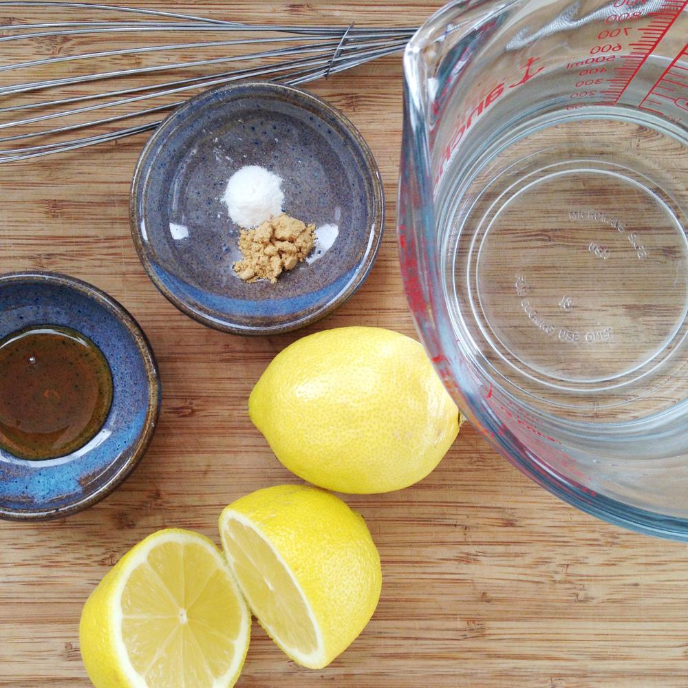 Simple probiotic drink recipe