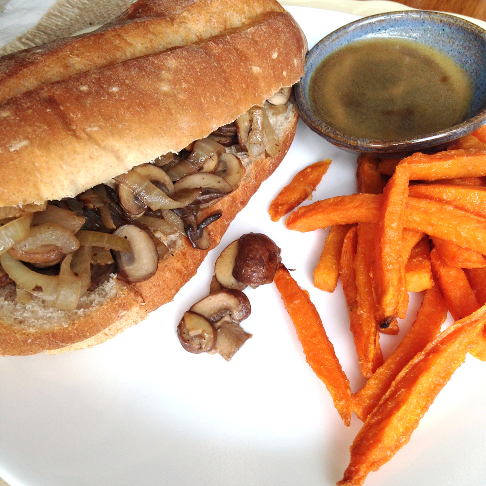 Vegan French Dip Recipe