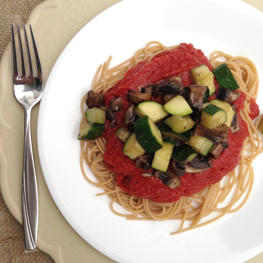 Veggie Ragu Recipe