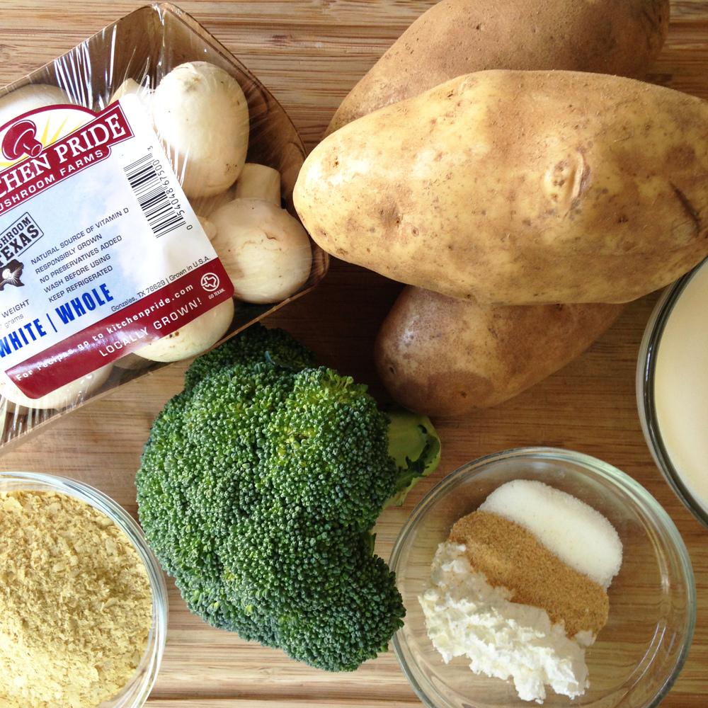 Vegan Loaded Baked Potato