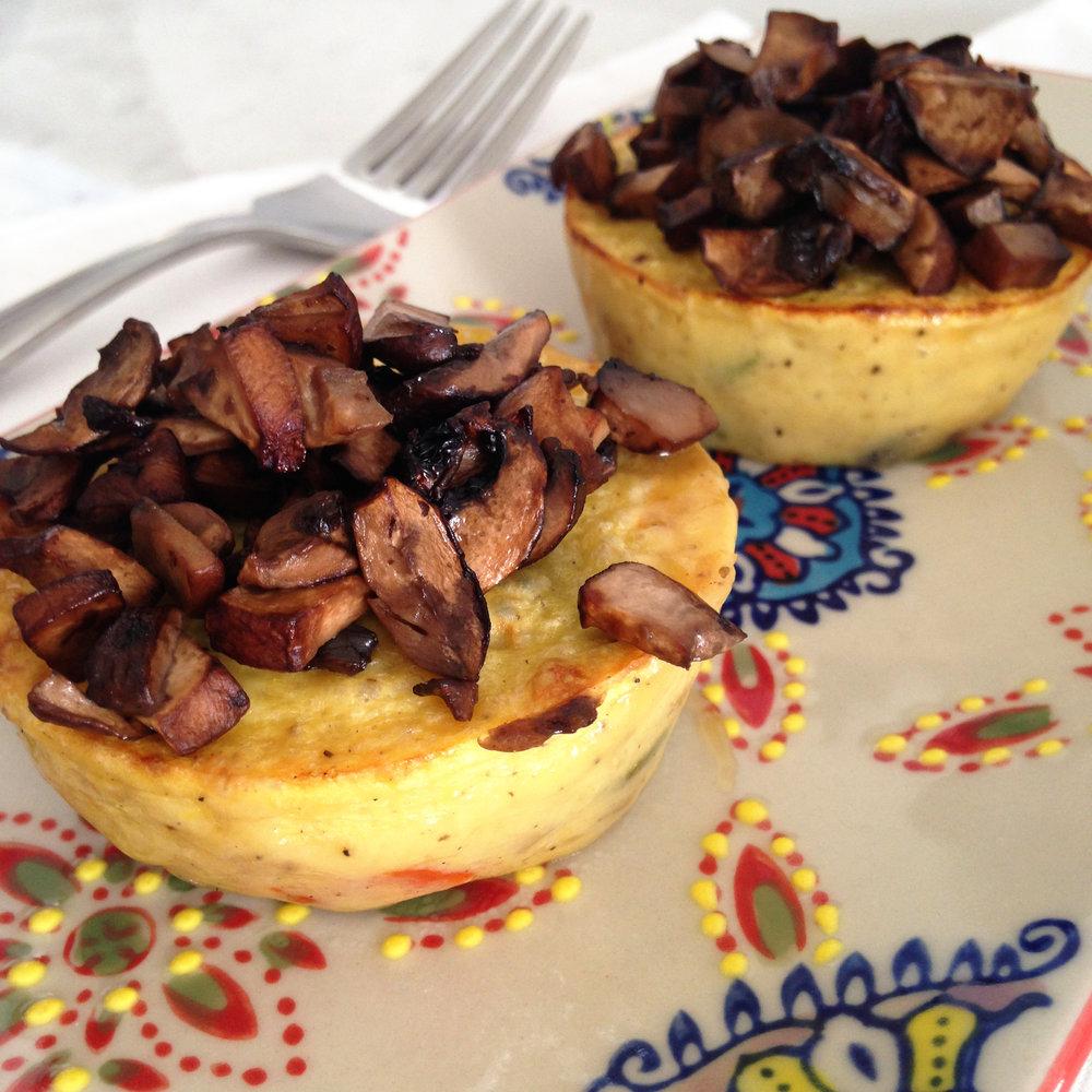 vegan omlet