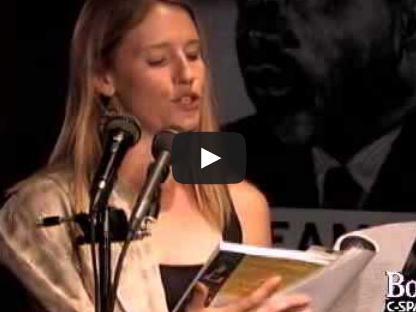 "Jennifer Baumgardner, ""Abortion & Life"" [video] The Feminist Texican, 3/25/11"