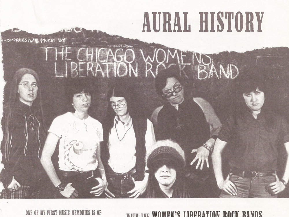 Aural History Bitch Magazine, 2004