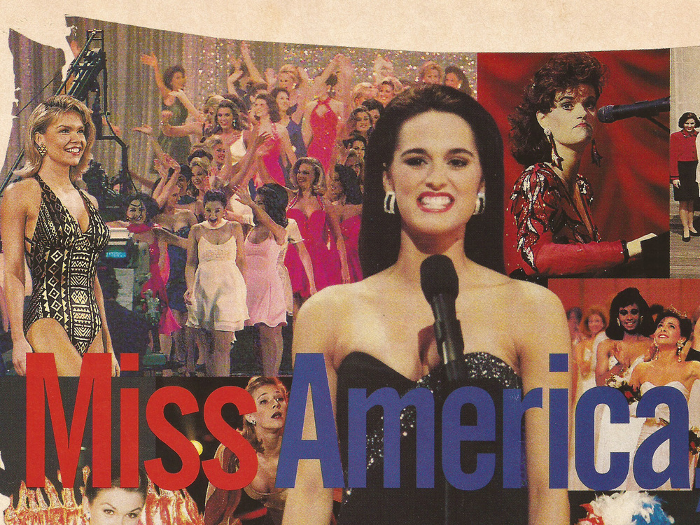 Miss America  Jane Magazine , April 1998