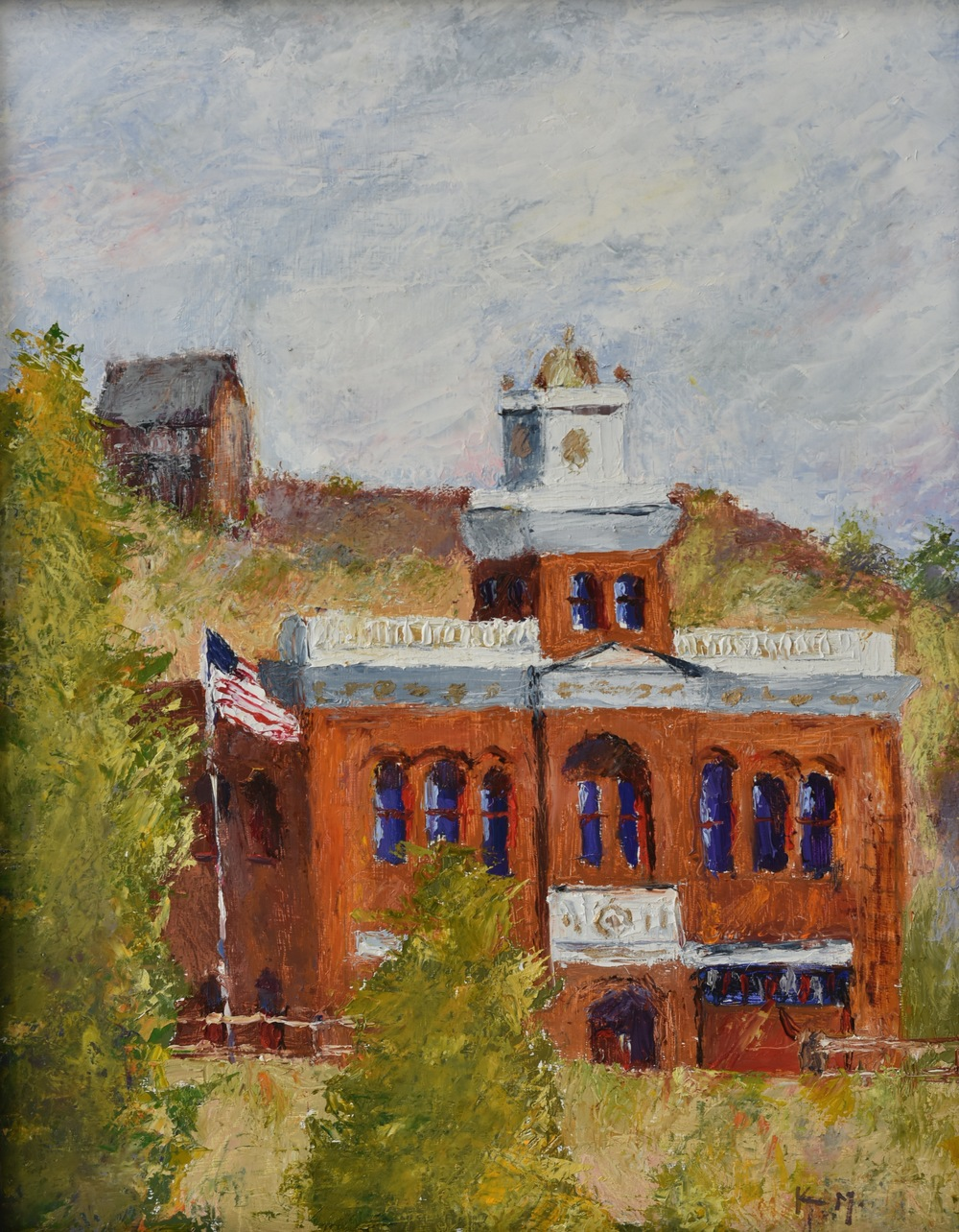 "Kathleen McKittrick, ""City Hall"""