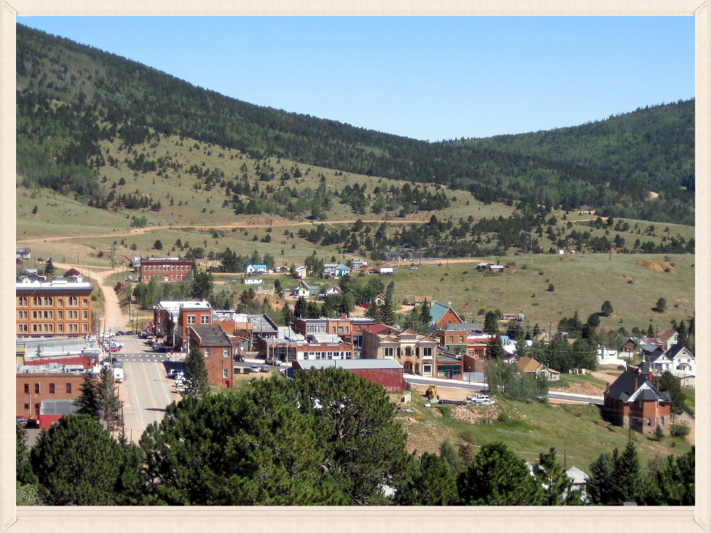 Downtown Victor