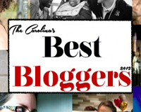 Carolina Style Magazine:   Carolinas Best Bloggers of 2013