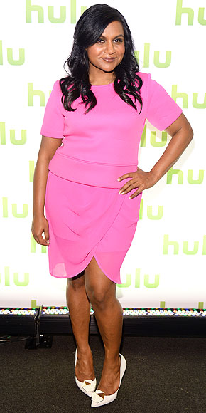 Mindy Kaling in Finders Keepers