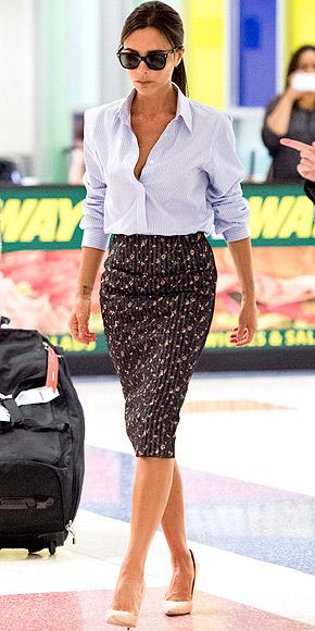 Victoria Beckham in Victoria Beckham