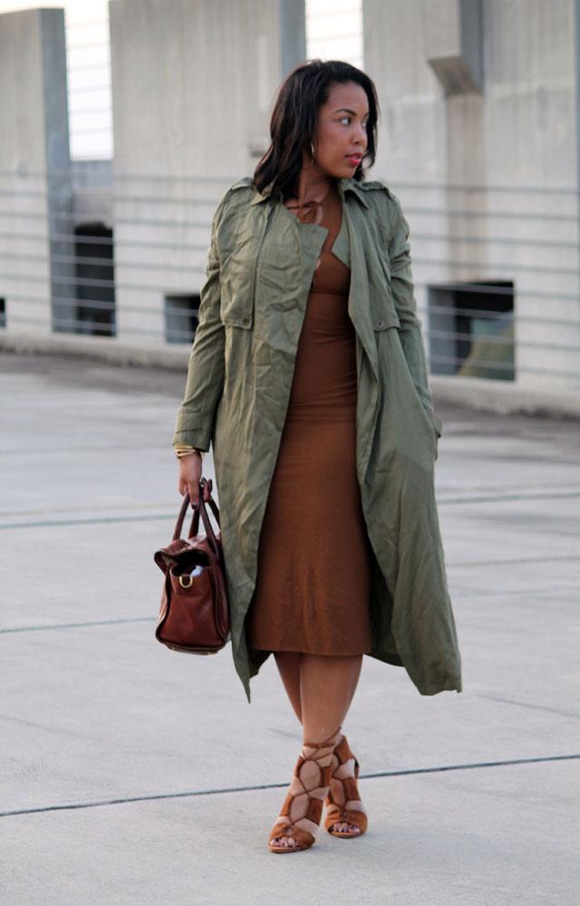 reformation-edison-dress-forever-21-drape-trench-zara-sandals.jpg