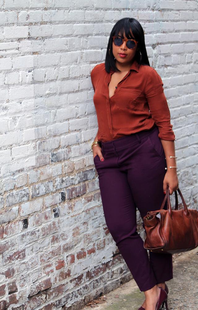 3-Loft-pencil-pants-in-marisa-fit-jcrew-silk-blouse-shoemint-pump-madewell-camden-satchel.jpg