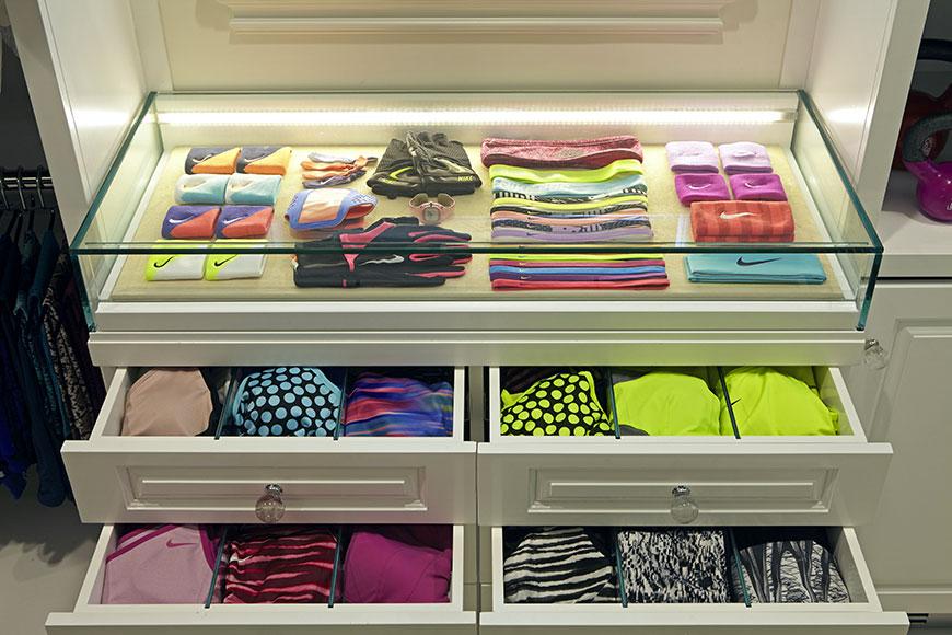 Khloe Kardashian Closet 6