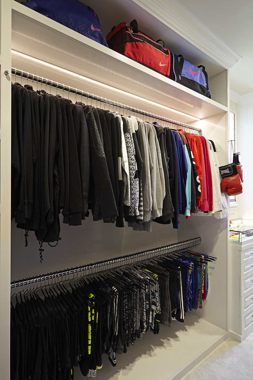 Khloe Kardashian Closet 7