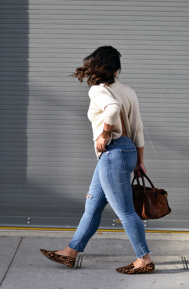 3-forever-21-open-back-sweater-madewell-high-waist-denim-madewell-calf-hair-pointed-toe-loafer.jpg.jpg