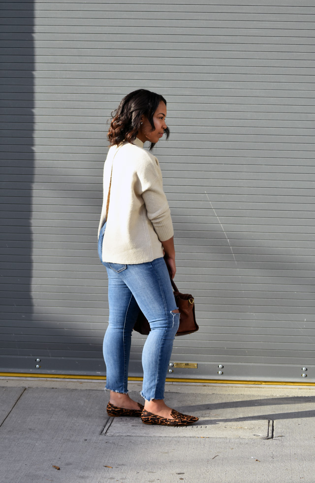 forever-21-open-back-sweater-madewell-high-waist-denim-madewell-calf-hair-pointed-toe-loafer.jpg