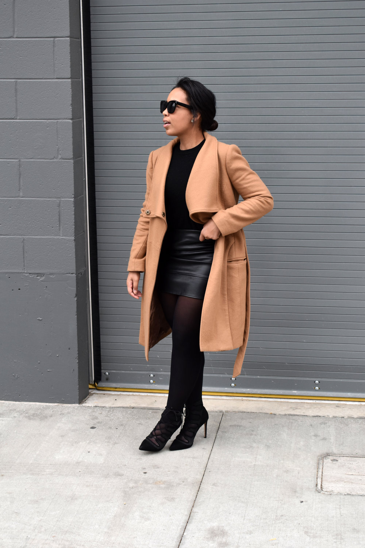 ASOS-leather-mini-skirt-gap-merino-crewneck-sweater-ASOS-camel-funnel-neck-coat.jpg