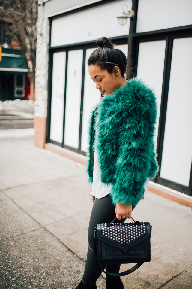 3-robinson-style-shop-emerald-faux-fur-jacket-faux-leather-pant-lou-and-grey-blouse-zara-booties-loeffler-rendall-studded-rider-bag-nyfw-streetstyle.jpg