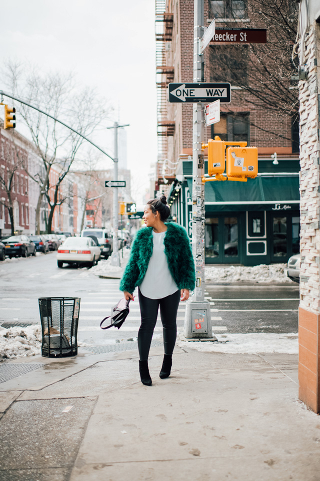 5-robinson-style-shop-emerald-faux-fur-jacket-faux-leather-pant-lou-and-grey-blouse-zara-booties-loeffler-rendall-studded-rider-bag-nyfw-streetstyle.jpg