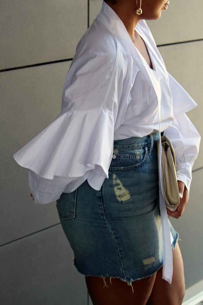 Robinson-Style-Shop-Oversized-Ruffle-Blouse-Gap-Denim-Mini-Skirt-Forever-21-leather-lace-up-sandals-Forever-21-ball-hoop-earrings-10.jpg