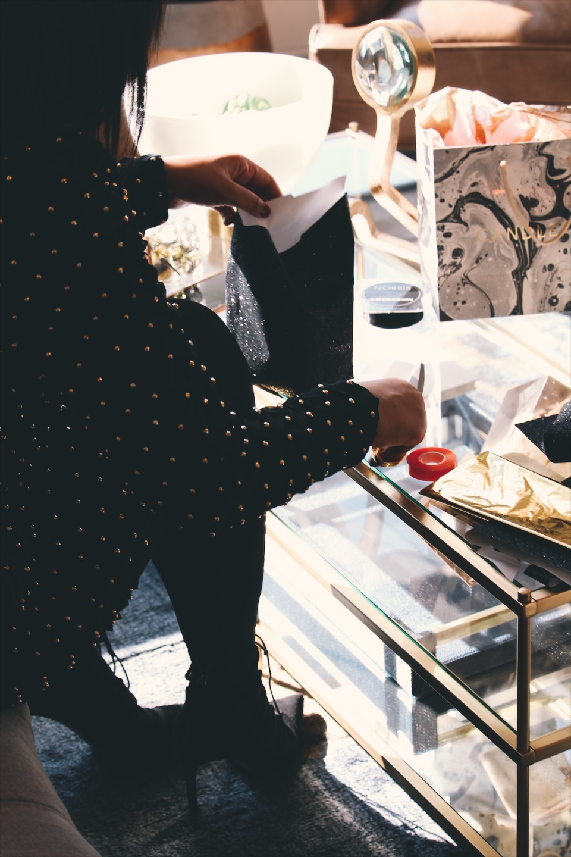 lavish-alice-latice-pleated-and-beaded-v-neck-dress-zara-suede-tie-up-heels-10.JPG