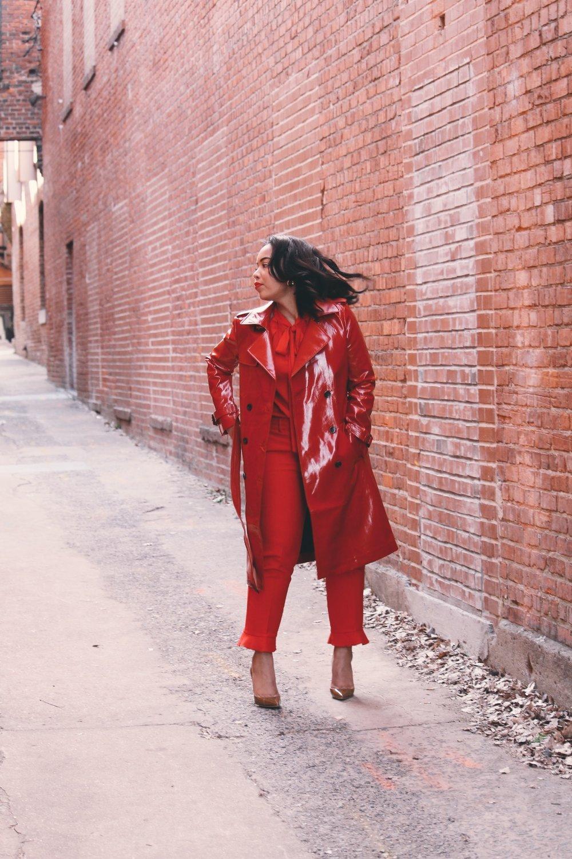 ann-taylor-ruffle-pant-cold-shoulder-tie-blouse-asos-vinyl-trench-coat-house-of-cb-paris-pumps-in-mocha-monochrome-outfit-16.JPG