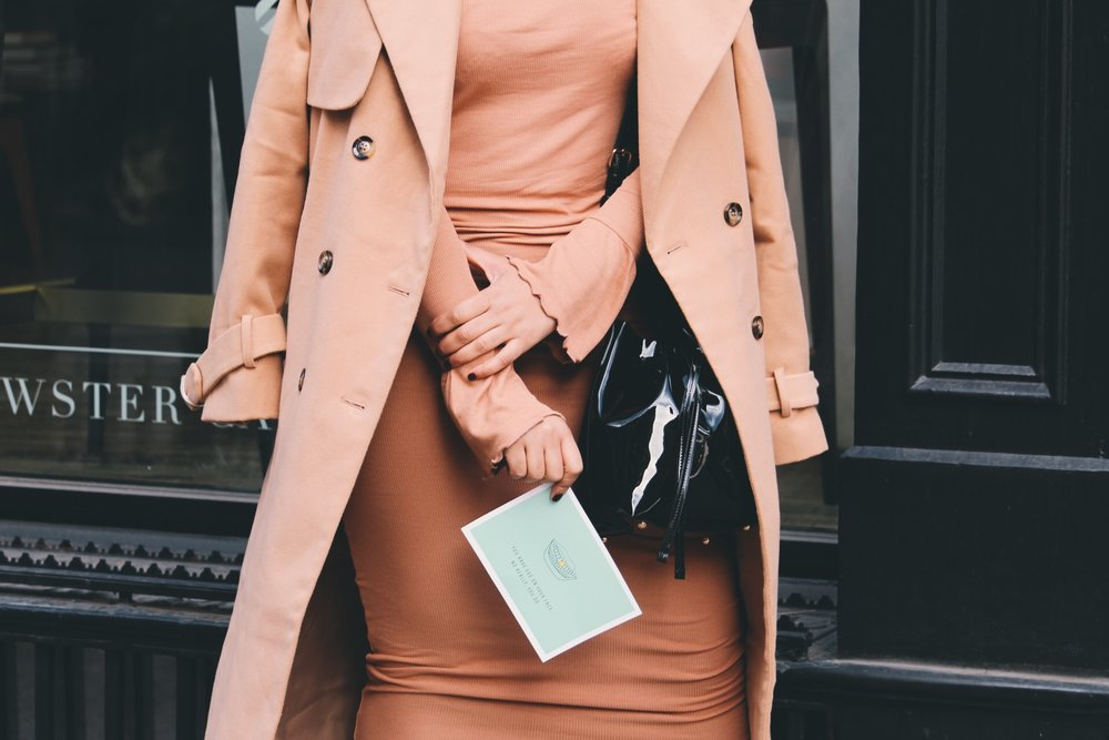 Soho-NYC-Cafe-integral-egg-shop-asos-trench-turtleneck-maxi-dress-hue-tights-patent-bucket-bag-21.JPG
